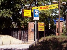Accommodation Pest county, Duna-Party Pansio